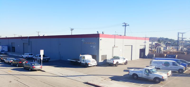 Kadan Consultants Facility in Long Beach California 17,000 square feet for Precision Measuring, 3D Modeling